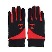 グリッピーフリースグローブ3 MT7JSA26-213 防寒 野球 冬用 手袋
