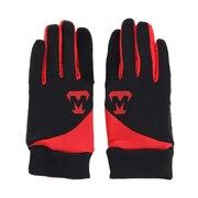 ジュニア グリッピーフリースグローブ3 MT7JSJ26-213 防寒 野球 冬用 手袋