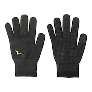 ミズノプロ ブレスサーモ ニットグローブ 12JY0E0105 防寒 冬用 手袋 発熱