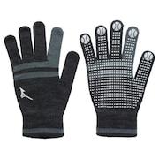 グローバルエリート ニットグローブ 12JY0E5209 防寒 野球 冬用 手袋