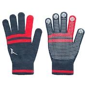 グローバルエリート ニットグローブ 12JY0E5214 防寒 野球 冬用 手袋