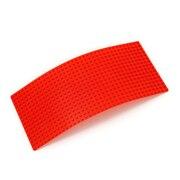 PIXEL FRONT PLATE RED BKBK-091