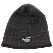 ビーニーキャップ AAC9F03-GRY 防寒 野球 冬用 ニット帽