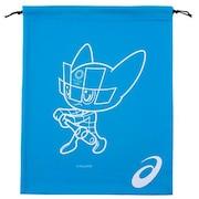 野球 マルチバッグ(東京2020オリンピックマスコット) 青 ブルー 3123A484.400 東京2020公式ライセンス商品