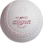ソフトボール KENソフトコルク2号 S2CNEW 自主練