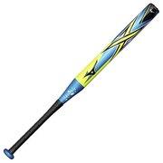 ジュニア ソフトボール用バット エックス 76cm/平均540g 1・2号 1CJFS61776 4021