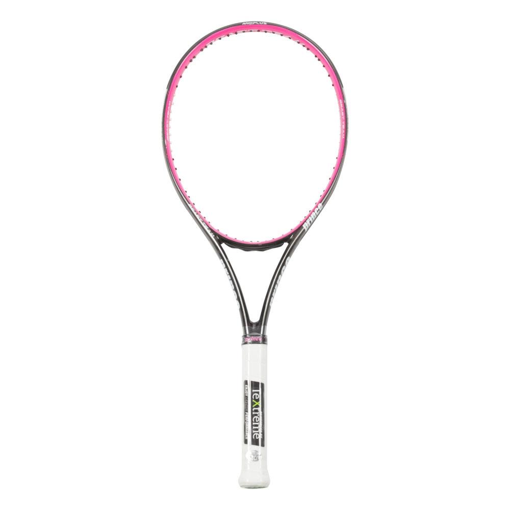 硬式テニス ラケット ビースト チーム 100 280g 7TJ071 BK/MG 【国内正規品】