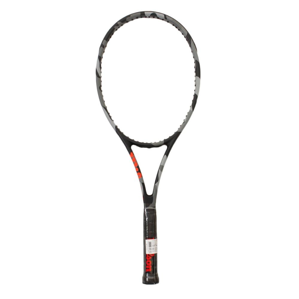 硬式テニス ラケット プロスタッフ カモフラ柄 18PROSTAFF97LCAMO WRT741020 【国内正規品】