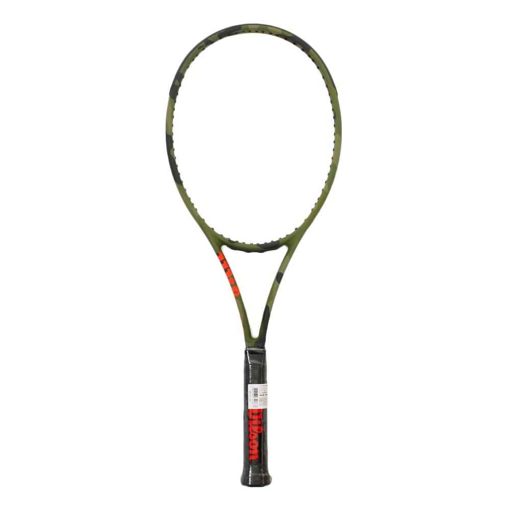 硬式テニス ラケット ブレイド カモフラ柄 18BLADE 98L CAMO WRT741320 【国内正規品】