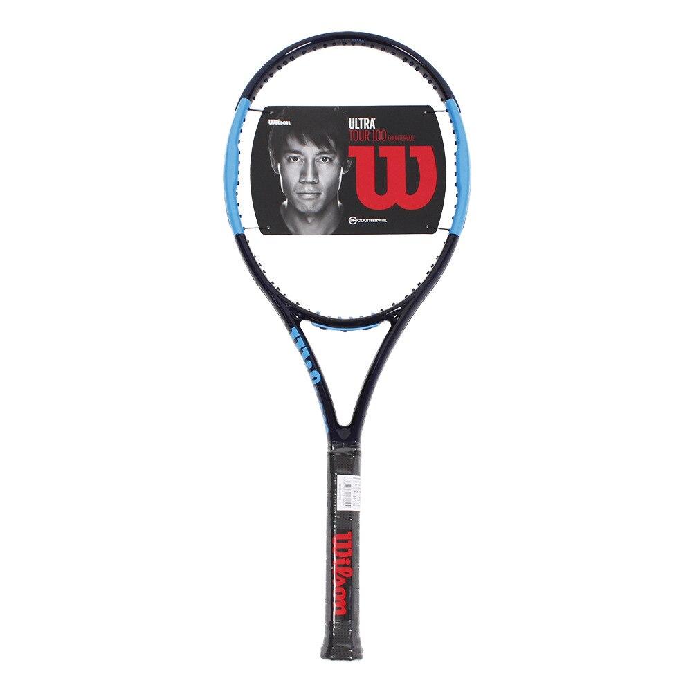 硬式テニス ラケット ULTRA TOUR 100CV WR006011S 【国内正規品】
