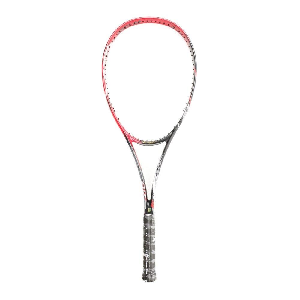 ソフトテニス ラケット ナノフォース8Vレヴ NF8VR-596 ケース付