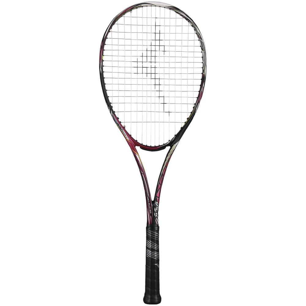 MIZUNO ソフトテニス ラケット SCUD 05-R 63JTN95564 ケース付 0U 74 テニス