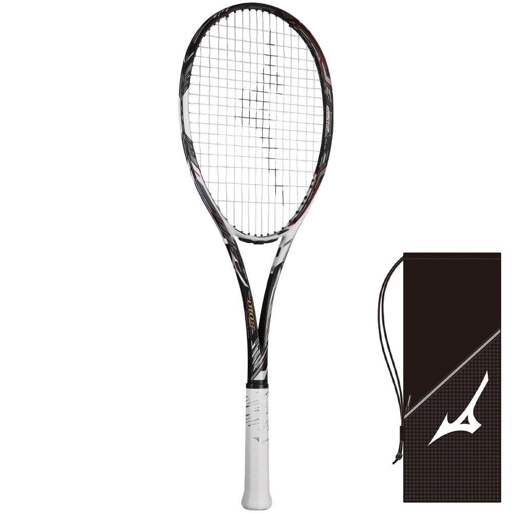 ソフトテニス ラケット DIOS PRO-C(ディオス プロシー) 63JTN96209 ケース付