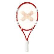 ジュニア 硬式テニス ラケット X-COMP Jr 23 PCJ-2897 RED ケース付 【国内正規品】