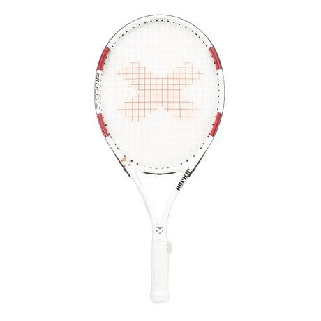 ジュニア 硬式テニス ラケット X-COMP Jr 23 PCJ-9252 WHTRED ケース付 【国内正規品】