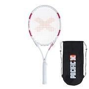 ジュニア 硬式テニス ラケット COMP25 PCJ-9253 WHTPNK 【国内正規品】
