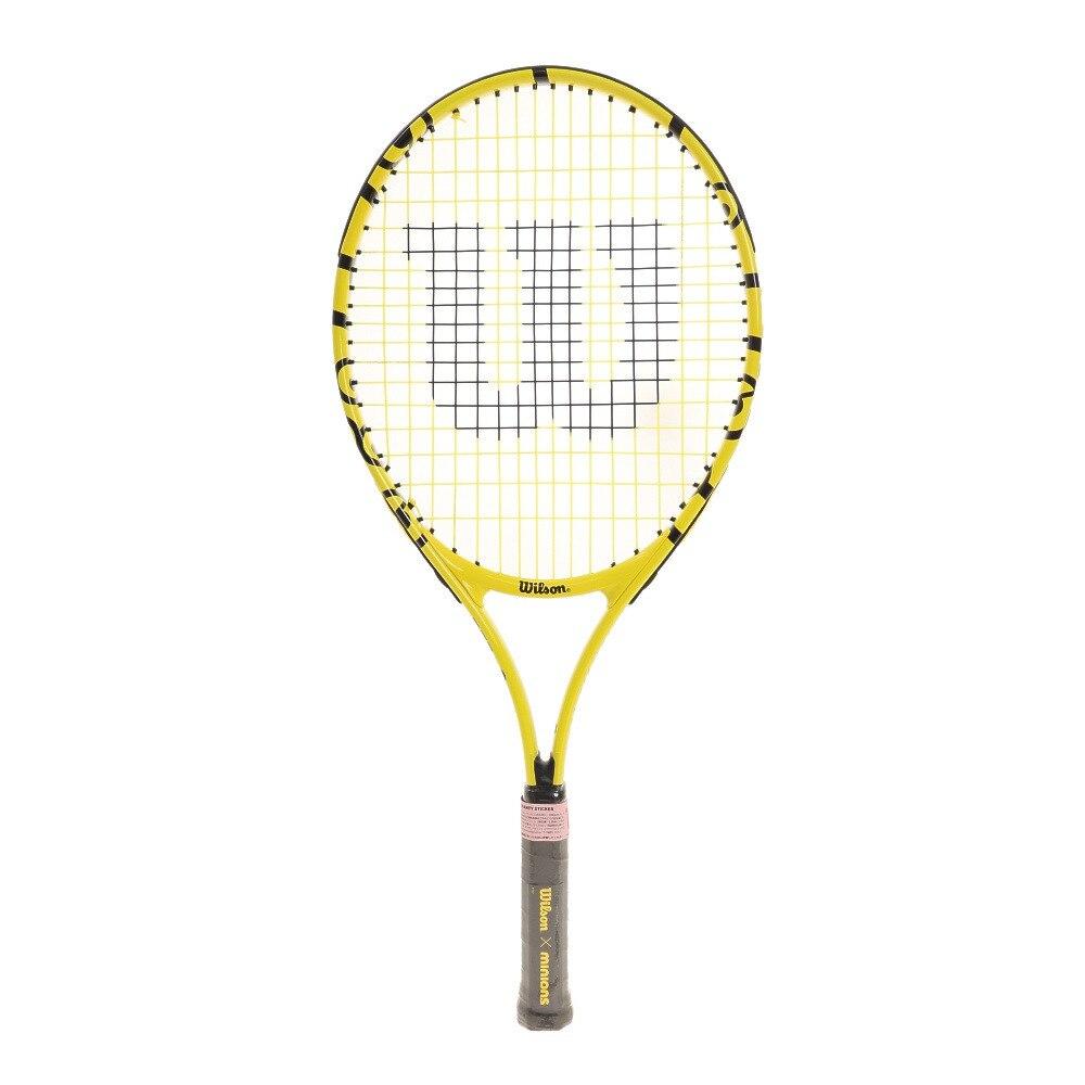 ジュニア 硬式用テニスラケット MINIONS 25 WR069210H