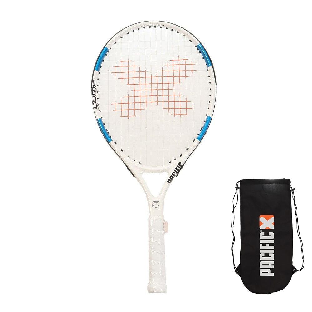 ジュニア 硬式用テニスラケット COMP21 PCJ-9251 WHTLBL