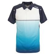 ドライプラス RA 半袖ポロシャツ G PT20SM401 WHTNVY