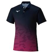 テニス バトミントン ゲームシャツ 62JA150284