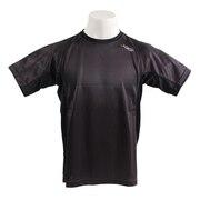 テニス Tシャツ メンズ 半袖 ドライプラス グラフィック 732G9ES3503 BLK