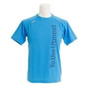 ドライプラス 15テニスシャツ 732G9TF3504 SAX