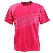 Tシャツ メンズ 半袖 ドライプラス プロ 732PG0TF8735 PNK