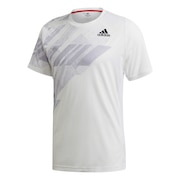 フリーリフト プリント テニス 半袖Tシャツ HEAT RDY IPC98-GG3744