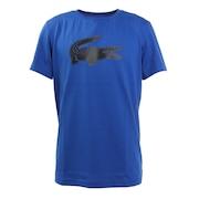 テニスウェア コットンブレンドウルトラドライロゴプリントTシャツ TH2042L-GW7