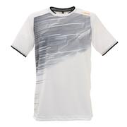 テニスウェア ドライプラス ゲーム半袖Tシャツ PT21FM452 WHT