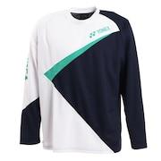 テニスウェア ロングスリーブTシャツ 16537Y-011