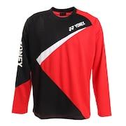 テニスウェア ロングスリーブTシャツ 16537Y-496