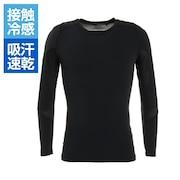 冷感アンダーシャツ 732PG0ES8872 BLK