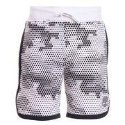 テニス ウェア メンズ TECH CAMO ショーツ T00127 WHITE