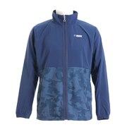 ウィンドブレーカージャケット 発熱 UVカット PT19FM151JK NVY 【テニスウェア メンズ 】 防寒