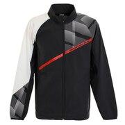 ストレッチウィンドジャケット ブレーカー 732PG0TF8720 BKWT 【テニスウェア メンズ 】