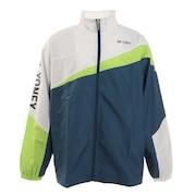 テニスウェア ウォームアップシャツ 52020 ダークマリン