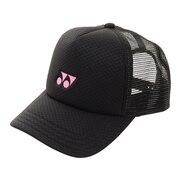 テニス 帽子 ユニメッシュキャップ 40007