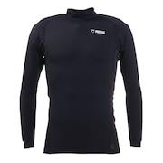 テニス ドライプラス SH メッシュコンプレッション シャツ PT20SM091NVY