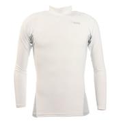テニス ドライプラス SH メッシュコンプレッション シャツ PT20SM091WHT
