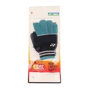 ヒートカプセルグローブ 45028-019 テニス 手袋 防寒