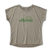 テニス メランジ 半袖Tシャツ EW00313 KH
