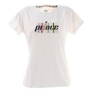 テニスウェア レディース Tシャツ WF1051 146 WHT