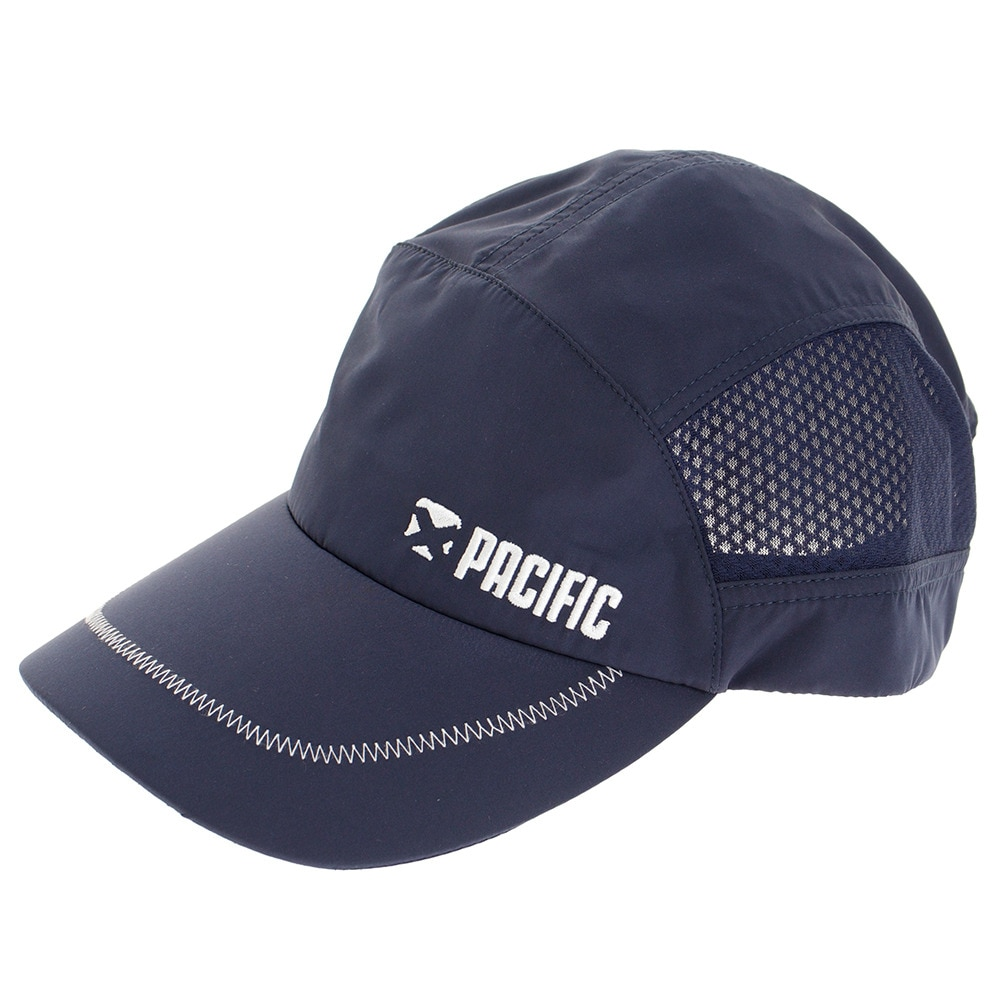 PACIFIC ドライプラス PRINT キャップ PT20SW053 NVY F 219 テニス