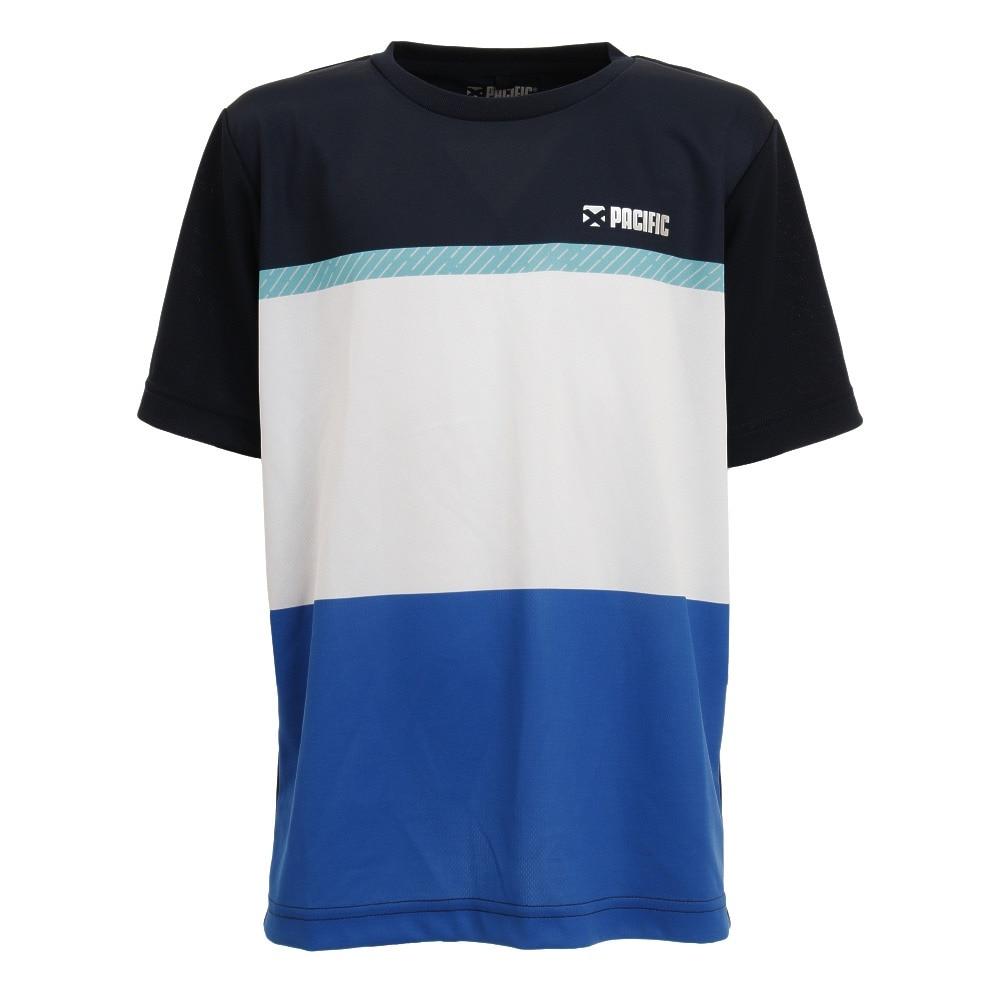 ジュニア ドライプラス 半袖Tシャツ PT20SJ427 NVY