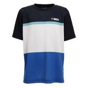 テニス ジュニア ドライプラス 半袖Tシャツ PT20SJ427 NVY