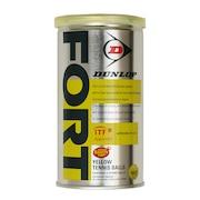 テニス ボール  硬式用 フォート(FORT)缶 2球入り