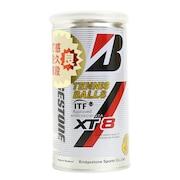 硬式用テニスボール XT-8 2球入 BBA2XT