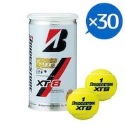 硬式用テニスボール XT-8 2球入 30缶 60球 1ケース XT-8ケース