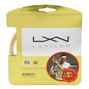 硬式テニスストリング 4G 125 SET WRZ997110